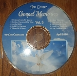 Gospel Memories - Vol. 3 - NEW TAKES