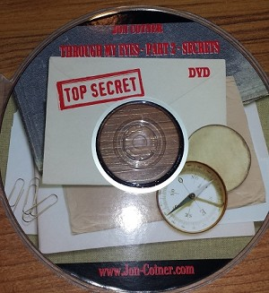 Through My Eyes - Part 2 - SECRETS - (DVD ONLY)