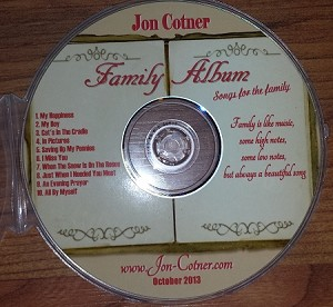 Family Album - Songs For The Family