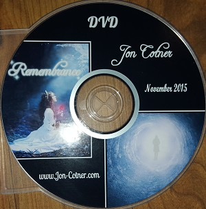 REMEMBRANCE (DVD only)
