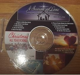 CHRISTmas All Year Round - Season Of Love